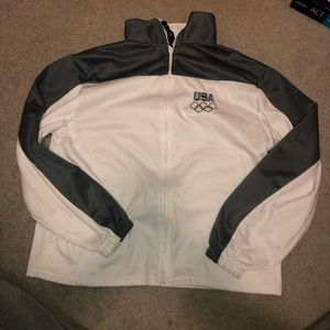 USA Olympic Zip Up